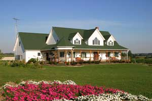 Graber's Green Gables Bed & Breakfast
